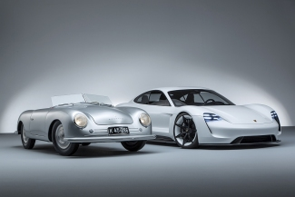 70 years of sports cars at Porsche.