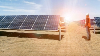 Photovoltaic Solution. (C) ABB